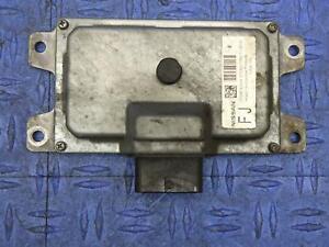 2013 INFINITI JX35 OEM 3.5L FWD AUTOMATIC TRANSMISSION MODULE 31036-3JA2A
