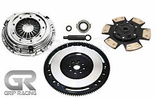 GRIP STAGE 2 CLUTCH KIT+CHROMOLY FLYWHEEL 1992-1993 ACURA INTEGRA B17 B18