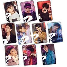 10pics PENTAGON CARDS STICKER JINHO HUI YEO ONE KINO YUTO KPOP NEW KT903