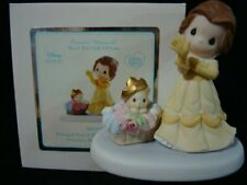Precious Moments-Disney-Beauty & The Beast-Belle-Dressed For Happily Ever After