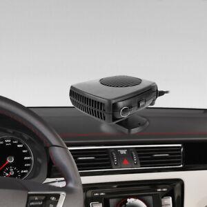 Hardline Tools Car Heater Window Defroster 12V Power Vehicle Plug Swivel Mount