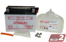 BATTERIA SCOOTER BATTERIA 12v 4ah Incl. acido Rex RS 500 50 4t Laeagz 400 anno 07-09