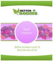 alta qualità Multi Vitamine & Minerale Supporto Soccorso Dieta Perdi Peso A B C
