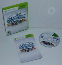 XBOX 360 Skylanders Spyros Adventure 2011 Tested Works Great GAME CASE BOOK only