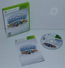 XBOX 360 Skylanders Spyros Adventure 2011 Tested Works Great GAME CASE BOOK only