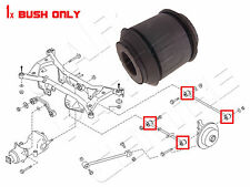 FOR NISSAN X-TRAIL T30 REAR AXLE SUSPENSION ARM BUSH TRACK CONTROL TIE ROD 01-07