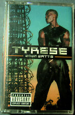 Tyrese:  2000 Watts (Cassette, 2001, RCA) NEW