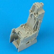 Quickboost - F-117A 117 A ejection seat with safety belts Schleudersitz 1:48 kit