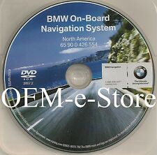 2003 2004 2005 2006 2007 BMW X3 GPS Navigation DVD Map Version 2007.2 U.S Canada