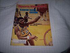 Vintage - Sports Illustr - Feb. 14, 1977 - Kareem Abdul Jabbar