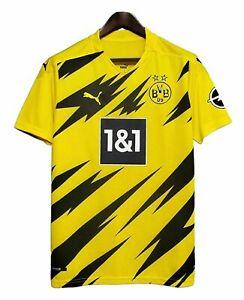 Maglie da calcio di squadre tedesche PUMA Borussia Dortmund senza ...