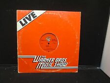 The Warner Bros. Music Show Live Promo WBMS 104