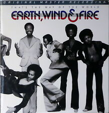 EARTH, WIND & FIRE – THAT´S THE WAY OF THE WORLD - MFSL 1-159 - LP Neu OVP