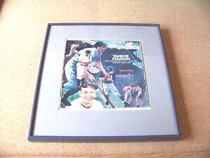 Yankee Stadium Sounds of Half Century Mel Allen 33-1/3 record framed NY Yankees