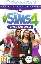 Sims 4 Get Together - Les Sims 4 Vivre Ensemble Carte - EA Origin PC Clé - fr