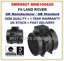 LAND ROVER DISCOVERYII 2.5Td5 DEFENDER 2.5TDI Mass Air Flow meter Sensor 5WK9607