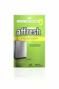 6-Tablets Affresh Washer Cleaner Remove Odor For Washing Machine And Dishwasher