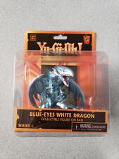 Yu-Gi-Oh 3.75' Blue-Eyes White Dragon Figure Neca Series 1 New
