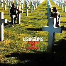 SCORPIONS - TAKEN BY FORCE (50TH ANNIVERSARY DELUXE EDITION)  VINYL LP + CD NEUF