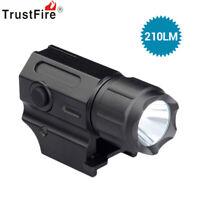 TrustFire G03 CREE R5 XP-G LED-Taschenlampe mit Taschenlampe für Pistolen