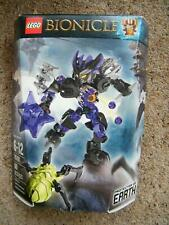 NEW Lego Bionicle 70781 Protector of Earth Figure Sealed Box Complete Set