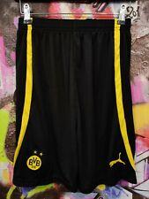 Borussia Dortmund Fc Bvb Germany Football Soccer Training Shorts Mens size S