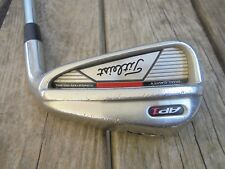 Titleist AP1 Single 6 Iron Golf Club Right Hand Steel D Gold R Shaft Winn Grip
