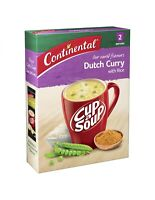 Continental Hearty Dutch Curry Cup-a-soup 2 Serves 2pk