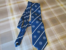 Blue IVB Association / Club Tie - SEE PICTURES