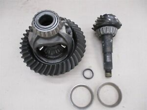 """Chrysler 8-1/4"""" Rear Axle Differential Ring Pinion 3.55 Cherokee JEEP 29 spline"""