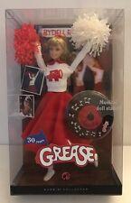 """Grease Barbie Sandy """"Cheerleader"""" Doll  Pink Label NRFB"""
