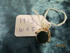 9ct gold watch fob