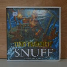 Snuff: by Terry Pratchett - Unabridged Audiobook - 12CDs