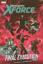 UNCANNY X-FORCE VOL. 7: FINAL EXECUTION BOOK 2 HC VF/NM MARVEL