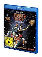 Bill & Ted's verrückte Reise durch die Zeit [Blu-ray](NEU/OVP) Keanu Reeves, Ale
