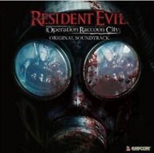 Resident Evil: Operation Raccoon City - Original Video Game Soundtrack (NEW 2CD)