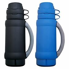 "Thermos 3410USP ""Add-a-cup"" Beverage Bottle 35 OZ. (colors may vary)"