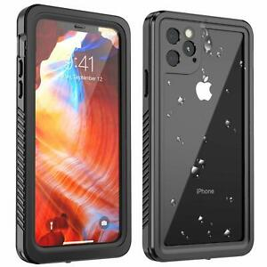 Eonfine iPhone 11 Ⅺ Pro Max Case, Full-Body Protection With Built-in Screen