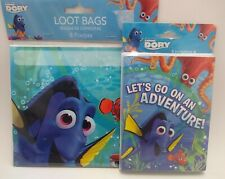 Finding Dory Party Banner Loot Bags & Invitations Party Supplies Nemo