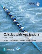Calculus with Applications by Nathan P. Ritchey, Raymond N. Greenwell, Margaret L. Lial (Paperback, 2016)