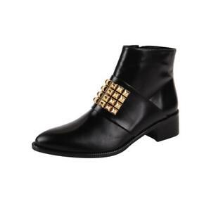 Lust Black Leather Jon Josef Ankle Boot