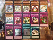 Yugioh Tournament Ready to Play 40 Card Counter Fairy Deck Airknight Parshath NM