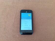 ZTE Citrine Tracfone Android Smartphone 8GB Black - Z716BL