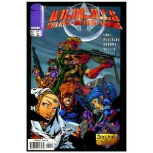 WildC.A.T.S.: Covert Action Teams #42 in Near Mint condition. Image comics [*2q]
