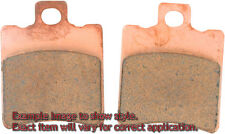 EBC Sintered Double-H Brake Pads - SFA305HH for 10-15 Kymco Like 200i Apps.
