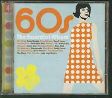 60'S The Essential Album CD DAVID BOWIE KINKS PROCOL HARUM FLEETWOOD MAC