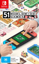 51 Worldwide Games Switch Game NEW
