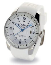 Watch Locman Italy Aviator 44mm Blue/blue Leather R453b on