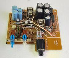 PCB Power Supply/Indicator et Phones :Amplificateur hifi SANSUI AU-D5..