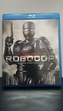 ** RoboCop - Unrated Director's Cut (Blu-Ray, 2014) - Free Shipping!